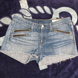 Rag & Bone Jean Cutoff Shorts Size 27